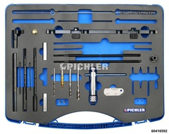 Glow Plug Drilling Out Set M8x1 Mercedes OM651