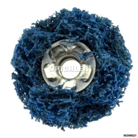 Injektorsitz-Fleecebürste VPE 1 Stk. 19 mm grob