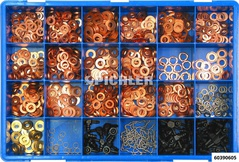 Injector Sealing Ring Assortment Specific