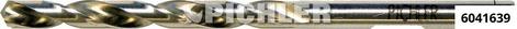 Sonderbohrer 4,5 mm zum Ausbohren d.Mittelelektrode bei Glühkerzen M8x1