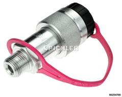 Hydraulik-Kupplung 3/8 NPT zylinderseitig