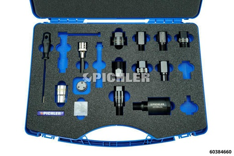 Injector Adapter Set 15 pc