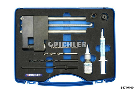 DRILLING-OUT KIT VAG 4-LINK BOLT VW / Audi / Skoda