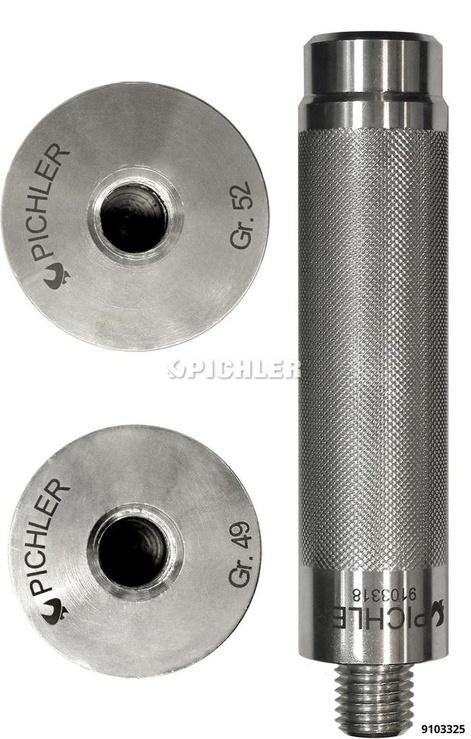 Radlager-Werkzeug PSA Set 4-tlg m. Zange im Koffer Ein - Auspressen v. Radlagern