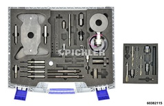 Injector Removal Upgrade Set from 60385095/60385105 to the M9R / M9T R9M (20 tons) set