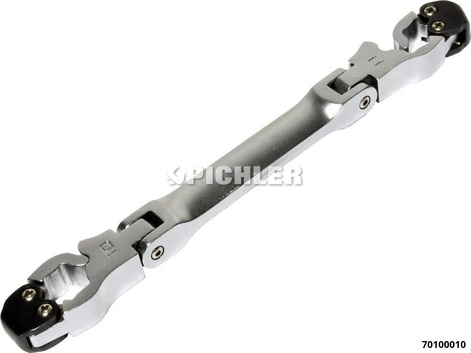 Bremsleitungs-Spezial- Gelenkschlüssel SW10/SW11