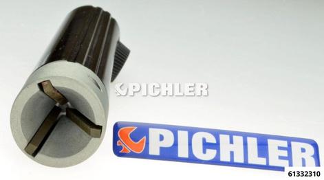 Rohrentgrater für Innen bis 11,5mm und Außen bis 15,0mm