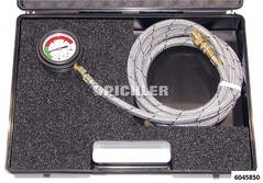 Testeur pression échappement (mano -1 a +3 bars raccord M18x1.5 +