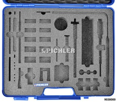Universal Injector Shaft Cleaning Kit Base Module