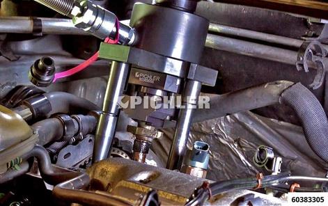 Coffret en 30 pièces pour extraction injecteurs PSA moteur 2,0 - 16V 20T pour DW10ATED4 / DW12TED4