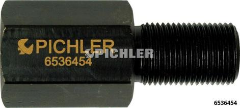 Gewindeadapter innen M20x1,5 auf aussen M18x1,5 für Flughammer usw.