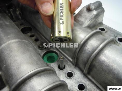 Injektor Halteschrauben Reparatursatz M8 Fiat Ducato