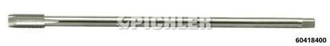 Spezial-Handgewindebohrer M 10 x 1,0 Länge 200 mm Glühkerzen VAG, Ford usw.