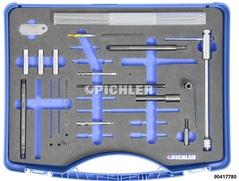 Glühkerzen Ausbohrsatz BASIC für M8x1 aus 90417800