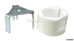 Outils démontage support filtre à gasoil Jeu 2 pcs, fixation+clé démontage OPEL