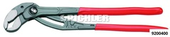 "Water Pump Pliers XL 400 mm long / 3 1/2"" / 1214 g"