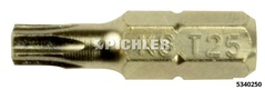 Torx-Einsatz 1/4 S-Antr. TX 25