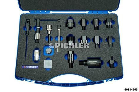 Injektor Demontage Adaptersatz Premium Ausführung