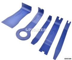 Lösewerkzeug UNI-Hebel Set 5-tlg. verschiedene Formen
