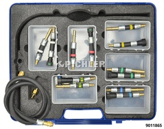 Priming Kit complementary Set 14 pcs. with Quick Couplings for Diesel Fuel Systems