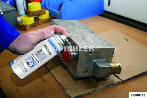 PTFE Spray fettfreies Gleitmittel
