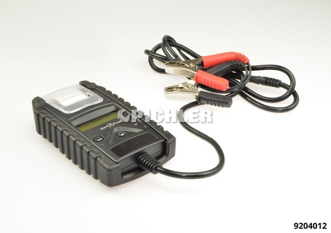 Start-  Stop-Batterien Analysegerät