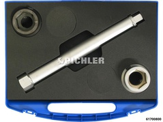 Rack End Remover and Installer 61700801, -802 & -803