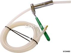Clé SW11 pour purge des frein 11mm, longue avec tuyau