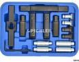 Aufspreitzersatz UNI Mod.3 mit 1 Grundgerät und 2 Paar Spreizkeilen