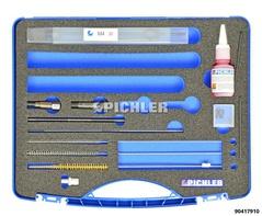 Jeu de perçage et dextraction crayon de bougie  mod. PSA DV6 / DLD 416 pour M 8x1 + M 10x1
