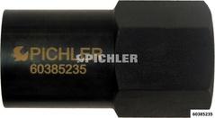 Zusatz-Überwurfadapter für Motor M9R Einspritzdüsen-Auszieher