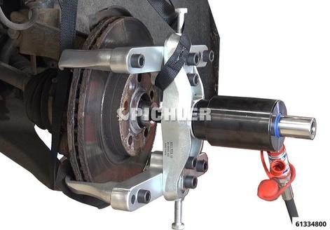 """Bremsscheibenabzieher universal von Ø260 - 330 mm (10 - 13"""")"""