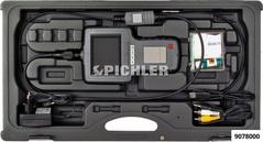 Videoskope mit 1,5 m langer flexiblen Leiterwelle drm.4,9 Optik mit 0° und 90°