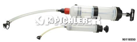 Dosier-Handpumpe-Set 2-tlg. 1500 ml und 200 ml