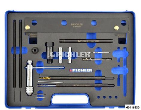 Glühkerzen - Ausbohrsatz Mod. OM640 für M8 x 1
