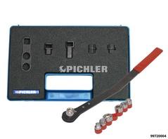 Riemenspanner Hilfswerkzeug Set MOD. FORD / PSA