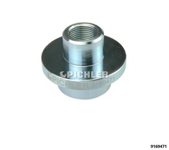 Reversible Extraction Disc with Internal Thread for the Wheel Bearing Unit VAG