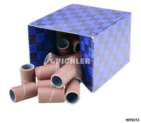 Schleifhülsen 13x25 Korn150 zylindrisch VPE 25 Stk.