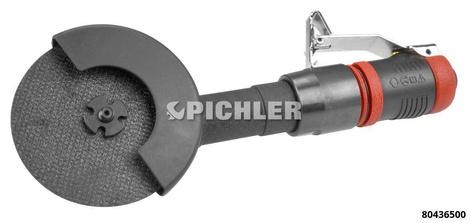 Druckluft MINI Tiefenschleifer ideal für schwer zugängliche Arbeitspositionen Trennscheibe 75x1,2x10mm