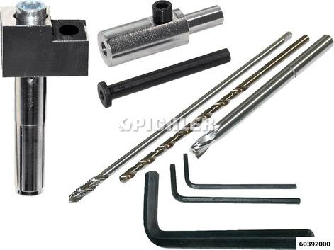 Injektor Halteschrauben Ausbohrsatz für M6x1 CDI Halteschrauben