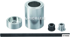 Rear Bushing Replacement Set for the Front Support Arm VW T5