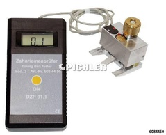 """Timing belt tester """"Elektronik"""" model 3 In a plastic case"""