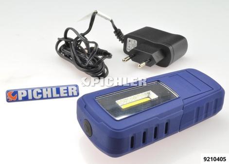 Werkstattleuchte Miniform 1,3W COB LED, 1000 mAh Akku