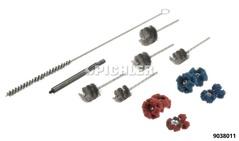 Universal Injector Shaft Cleaning Kit Module 1.1 - Brushing Plus