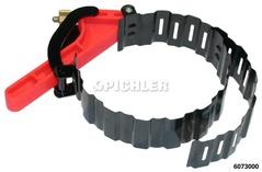 Outil pour brider segments de piston 76-127 mm