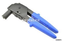 Nietzange K flach 90° Setzwerkzeug für Kunststoffnieten