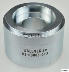 Druckscheibe drm. 59 mm für z.B. Federbuchsensatz UNI
