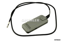 Endoscope WIFI, adaptateur pour Smartpho sonde 4,9mm, utilisation et écran portab