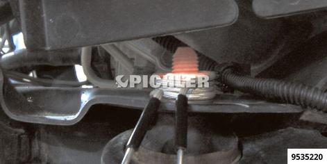 Induktionsheizstab-Set mit Spule und Draht - 1400 Watt