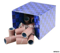 Abrasive sleeves, cylindrical,